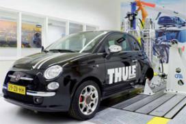 Thule opent 3D-testbank voor trekhaken (2010-10)