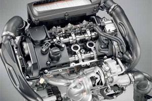Nieuwe MINI Cooper S-motor (2010-10)