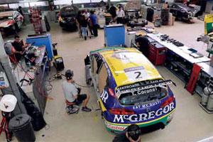 Sunred: Van Seat WTCC tot Le Mans elektroracer (2010-11)
