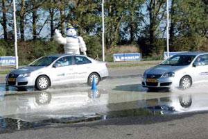 Michelin introduceert Alpin A4 (2010-11)