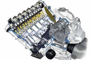 BMW K1600GT met 1,6 liter zes-in-lijn (2010-11)