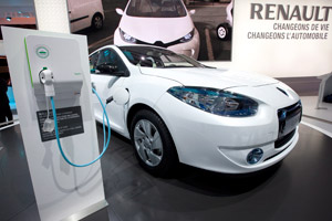 Renault verkoopt recordaantal auto's in 2010