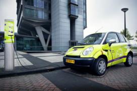 'Doel elektrische auto's wordt niet gehaald