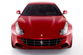 Vierpersoons Ferrari FF vol primeurs