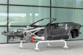 Koolstofvezel moet Mercedes lichter maken