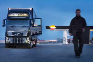 Volvo trucks maakt weer winst