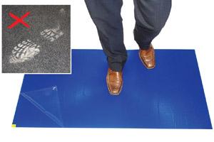 Vuil en stof de baas met de Wiltec anti-dustmat
