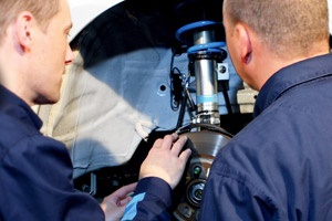 Slechte schokdempers belangrijke ongevalsoorzaak
