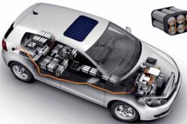 Rijden met de elektrische Golf blue-e-motion (2010-12)