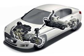 Bij Peugeot wordt 407 plus 607 samen 508 (2010-12)