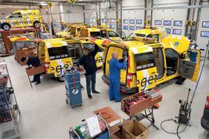 Wegenwacht verruilt Touran voor nieuwe Caddy (2010-12)