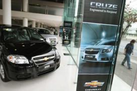 Eerste jaarwinst GM sinds 2004