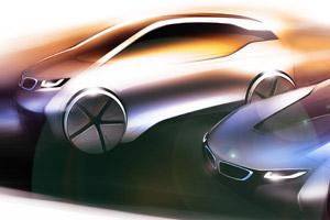 BMW wil jaarlijks 30.000 i3's verkopen