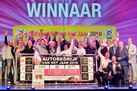 Wie wordt Autobedrijf van het Jaar 2011?