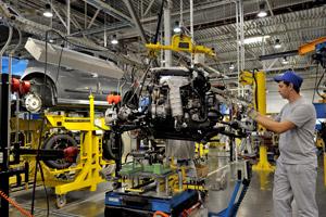 PSA Peugeot Citroën schroeft productie terug