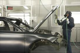 Saab-productie weer normaal
