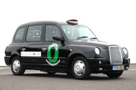 Londense taxivloot op brandstofcellen