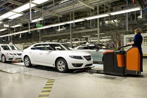 Saab geeft personeel rest van de week vrij