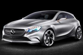 Mercedes A slaat nieuwe wegen in