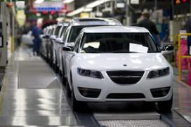 Stilvallen productie kost Saab 3000 auto's