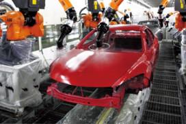 Productie van Japanse auto's gekelderd