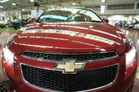 GM verdrievoudigt winst