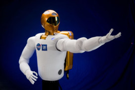 GM en NASA bouwen de ideale robotman