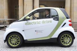 Duitsland stimuleert elektrische auto