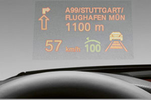 Kennistest: Hoe werkt het head-up display?