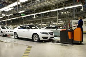 Saab maakt weer auto's