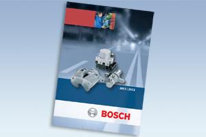 Nieuwe remmencatalogus van Bosch