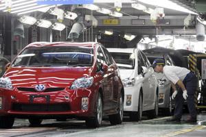 Toyota ziet productieherstel versnellen