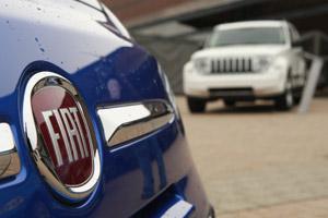 Meerderheidsbelang Fiat in Chrysler