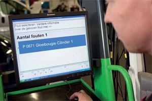 Werking, testen en montage van gloeibougies (2011-3)