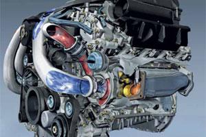 Nieuwe benzinemotoren voor Mercedes-Benz E-Klasse (2011-5)