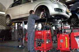 Meer werkplaatscapaciteit met Toyota Express Service (2011-5)