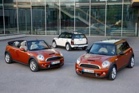 BMW investeert 500 miljoen pond in MINI