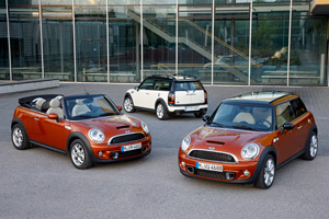 BMW investeert 500 miljoen pond in MINI