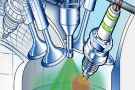 Bosch-bougies voor DI-motoren