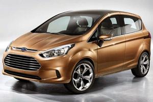 Ford B-Max krijgt 1.0 EcoBoost-motor