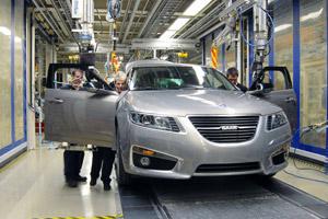 Saab kan salarissen niet meer betalen