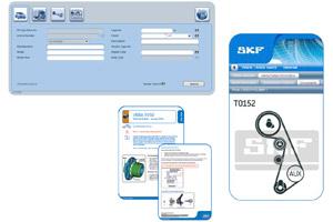 Zoek en vind onderdelen in de nieuwe SKF-catalogus