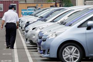 Winst Toyota zakt in elkaar