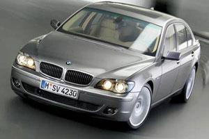 VS onderzoeken onwillige BMW 7 Serie