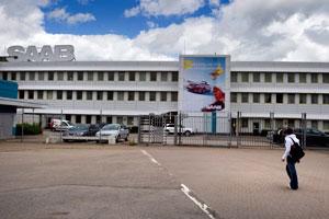 'Meer toeleveranciers willen bankroet Saab
