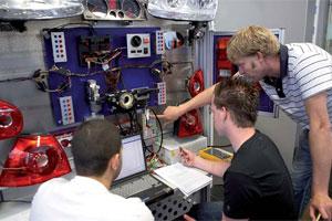 Autotechnisch onderwijs op het Graafschap College (2009-6)