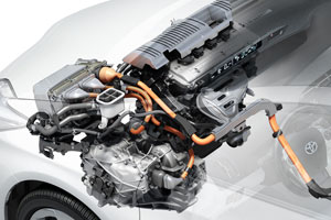 Ford en Toyota samen in hybride technologie