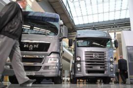 Fusieverzoek VW en MAN ingediend bij EU
