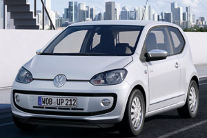 Volkswagen Up! definitief in zicht