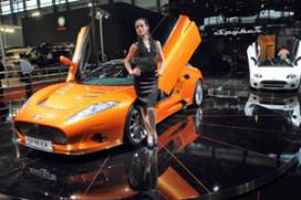 Swedish Automobile schort verkoop Spyker op